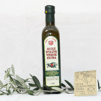 bouteille d'huile d'olive vierge extra 50 cl