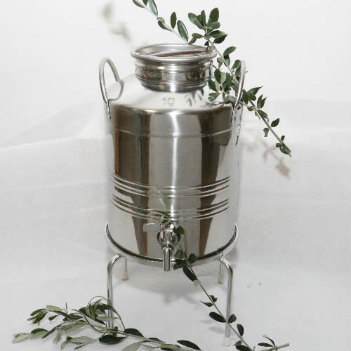 Tireuse à huile d'olives de 10 litres