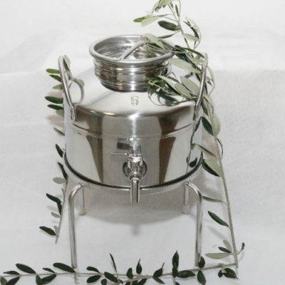 Tireuse à huile d'olives de 5 Litres